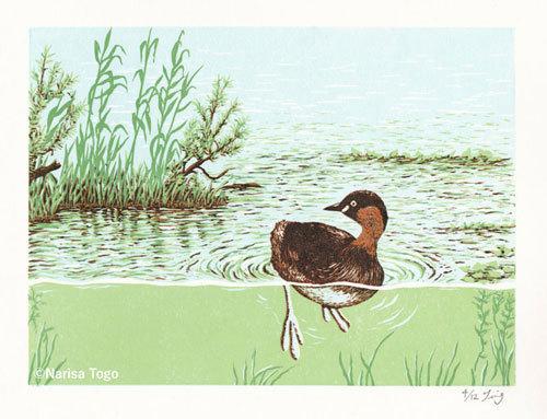 風景の中の鳥たち_東郷なりさの作品展2.jpg